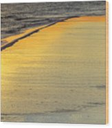 Okaloosa Triptych 2 Wood Print