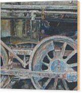 Ol' 97 Wood Print