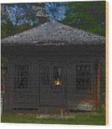 Old 86 2 Wood Print