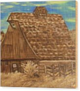 Old Barn Series Wood Print