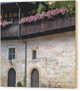 Old Court - Bamberg  Wood Print