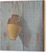 'old Door' Wood Print