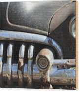 Old Drive  Wood Print