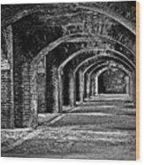 Old Fort Wood Print