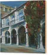Old Havana  Wood Print