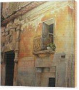 Old Havana Wood Print