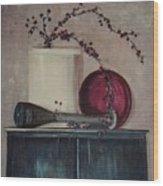 Old Wood Print