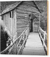 Old Mill 1 Wood Print