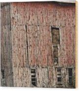 Old Rugged Barn #2 Wood Print