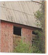 Old Rugged Barn #4 Wood Print