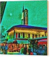 Old Sarajevo Wood Print