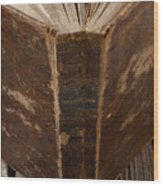 Old Shakespeare Book Wood Print by Garry Gay