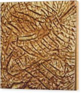 Old Thoughts - Tile Wood Print