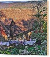 Old Town, Sighisoara Wood Print