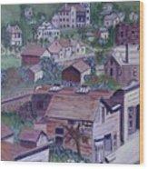 Old Ventura Wood Print