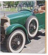 Old  Vintage Car Wood Print