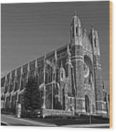 Old West End Our Lady Queen Of The Most Holy Rosary Cathedral II Wood Print