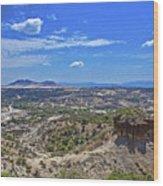 Olduvai Gorge - The Cradle Of Mankind Wood Print