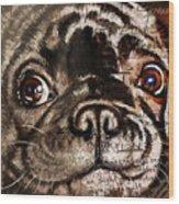 Olive Wood Print by Fay Helfer
