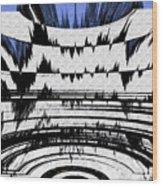 Olympics Abstract Wood Print