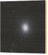 Omega Centauri Globular Star Cluster Wood Print