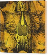On Sinai Wood Print