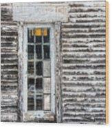On The Inside Wood Print