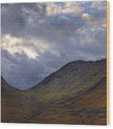 On The Isle Of Skye Wood Print