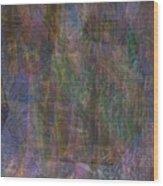 One Million Colors Wood Print