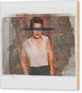 one of Franks boys Wood Print