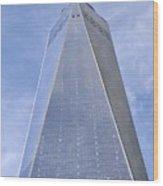 One World Trade Center New York City Wood Print