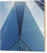 One World Trade Center - Nyc Wood Print