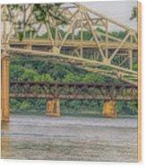 O'neil Bridge4 Wood Print