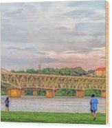 O'neil Bridge5 Wood Print