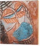 Onella - Tile Wood Print