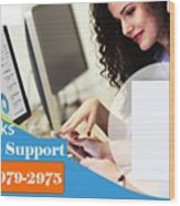 Online Support Phone Number For Quickbooks Enterprise Wood Print