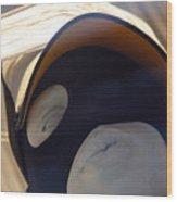 Ooh Al Wood Print