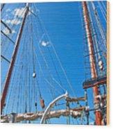 Oosterschelde In Darling Harbour Wood Print