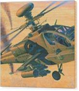 Operation Apache Wood Print