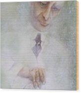 Oppenheimer Makes A Manhattan  Wood Print