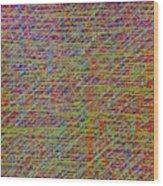 Mc.112.16 Vibrant Light Wood Print
