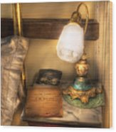 Optometrist - Night Stand  Wood Print
