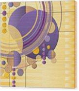 Orbital Wood Print