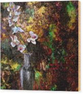 Orchid 1 Wood Print