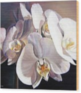 Orchidee Wood Print