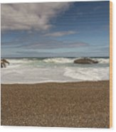 Oregon Coast- 5 Wood Print
