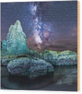 Oregon Coast Magic Wood Print