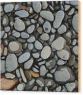 Oregon Rocks Wood Print