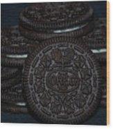 Oreo Cookies Wood Print