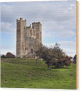Orford Castle - England Wood Print